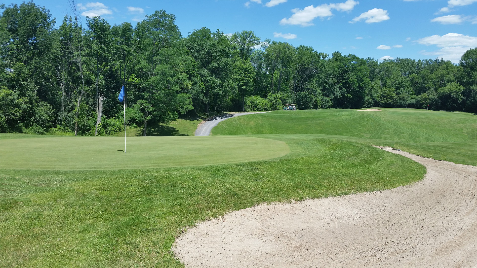 Gallery of 18 holes at SFCC