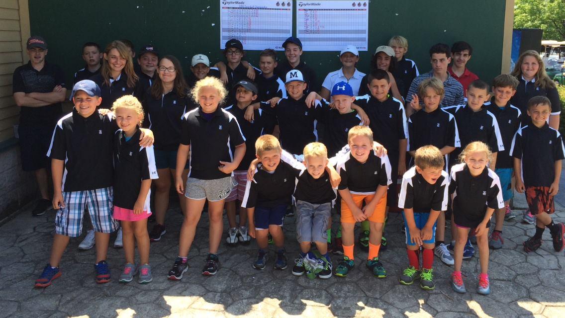 Thank You Junior Golfers