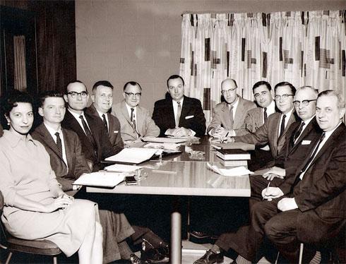 1961 SFCC Board of Directors