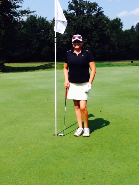 2015 Women's Club Champ