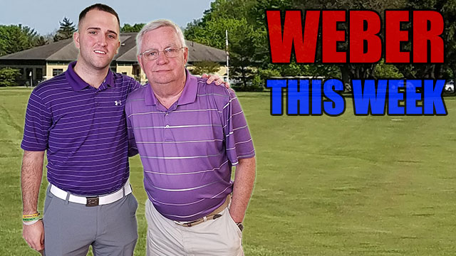 SFCC Head Pro T.J. Pezzulo appears on Weber this Week show