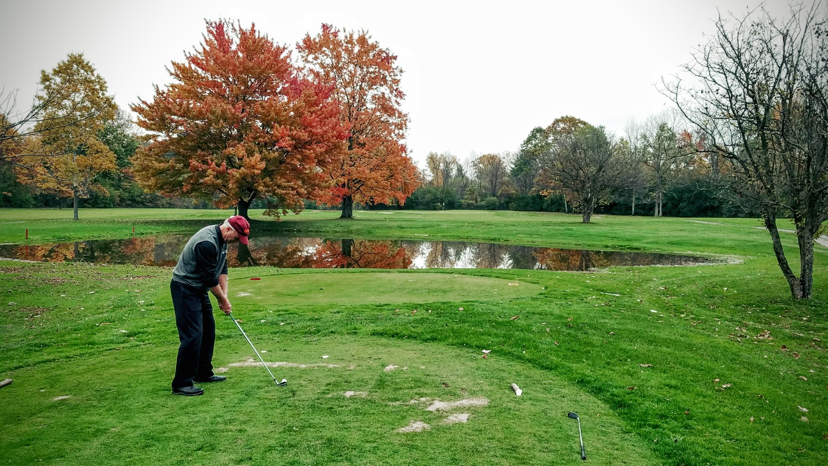 SFCC Fall 2-Man Scramble on September 30th