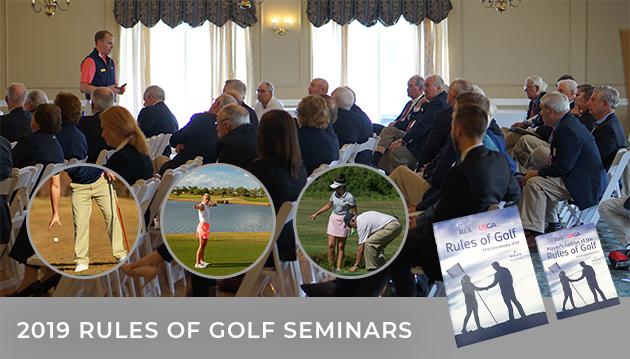 NYSGA Rules Seminar held at SFCC