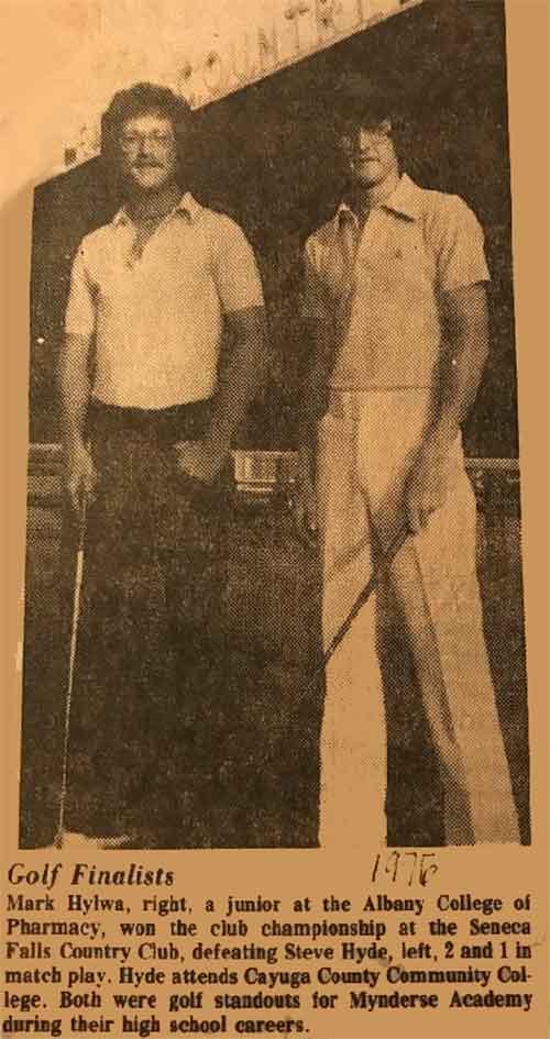 1976 Club Championship Finals